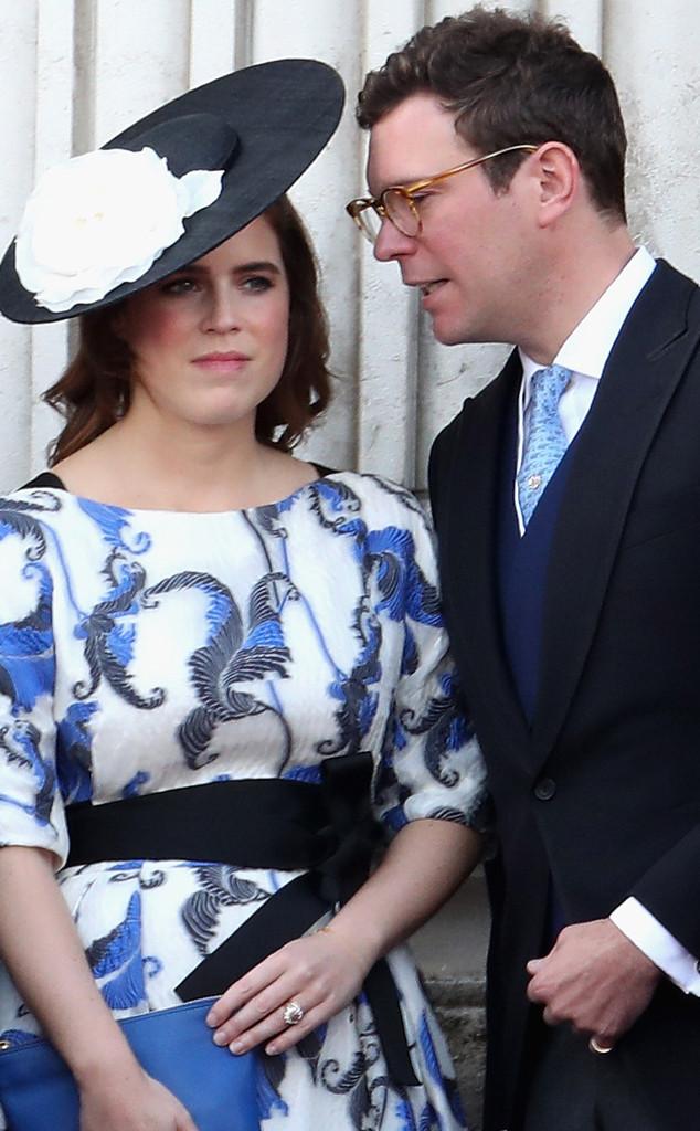 Princess Eugenie Windsor, Jack Brooksbank
