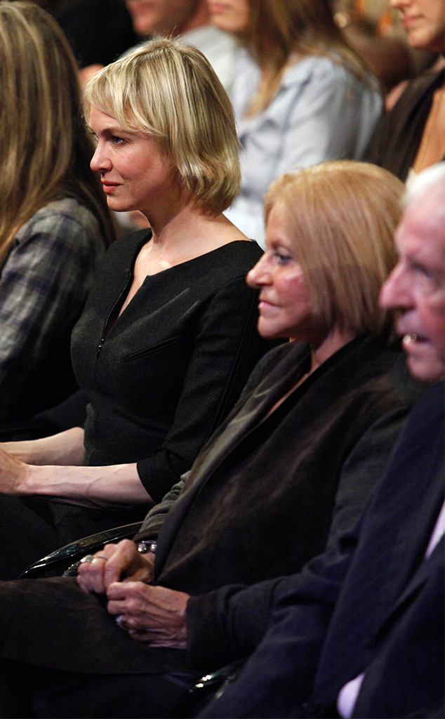 Bradley Cooper, Renee Zellweger, Gloria Cooper, Charlie Cooper Inside the Actors Studio