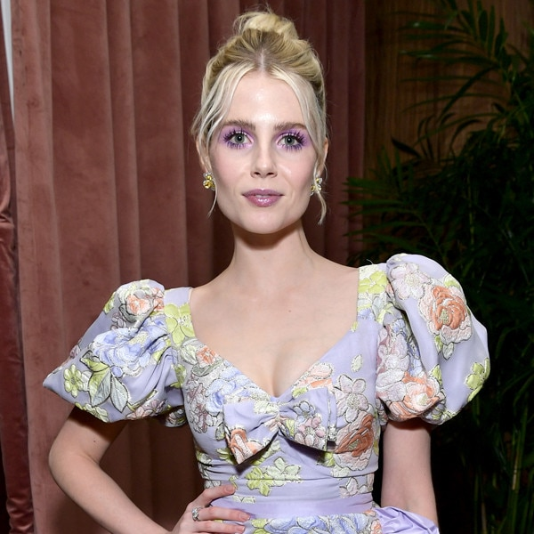 ELLE & Ferragamo Toast Hollywood Rising, Lucy Boynton