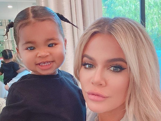 "Khloe Kardashian Opens Up About Co-Parenting True With Tristan Thompson: ""Her Dad Is a Great Person"""