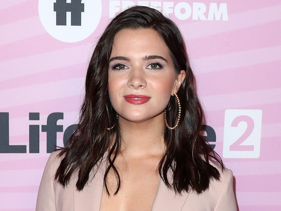 <i>The Bold Type</i>'s Katie Stevens Marries Longtime Love Paul DiGiovanni