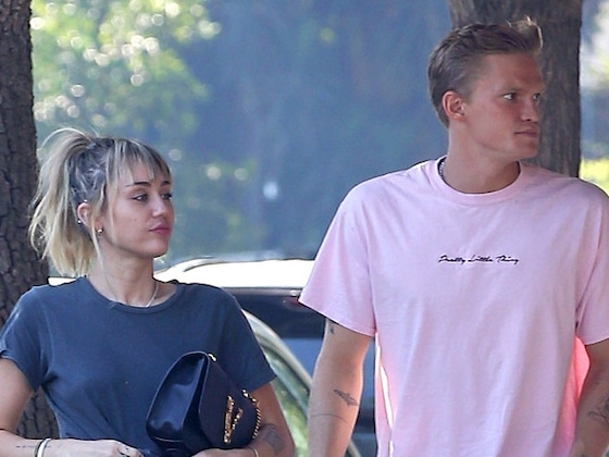 Miley Cyrus Enjoys a Fun Afternoon Outing With Cody Simpson and Mom Tish Cyrus