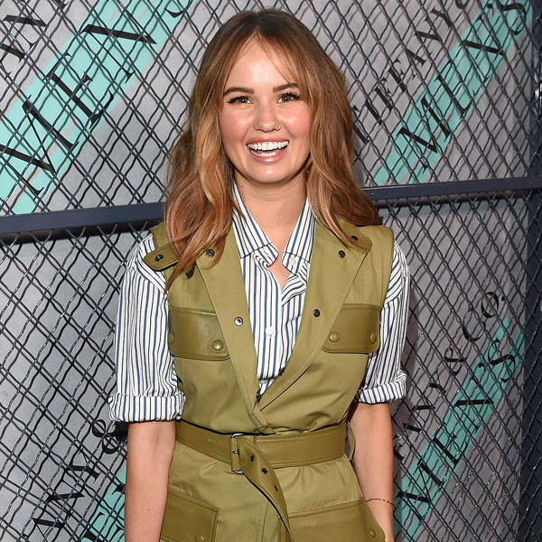 Debby Ryan Debuts a Dramatic New Haircut and It Will Make You Do a Double Take