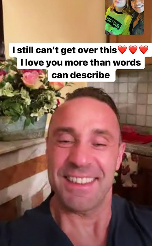 Joe Giudice, FaceTime, Gia Giudice, Instagram