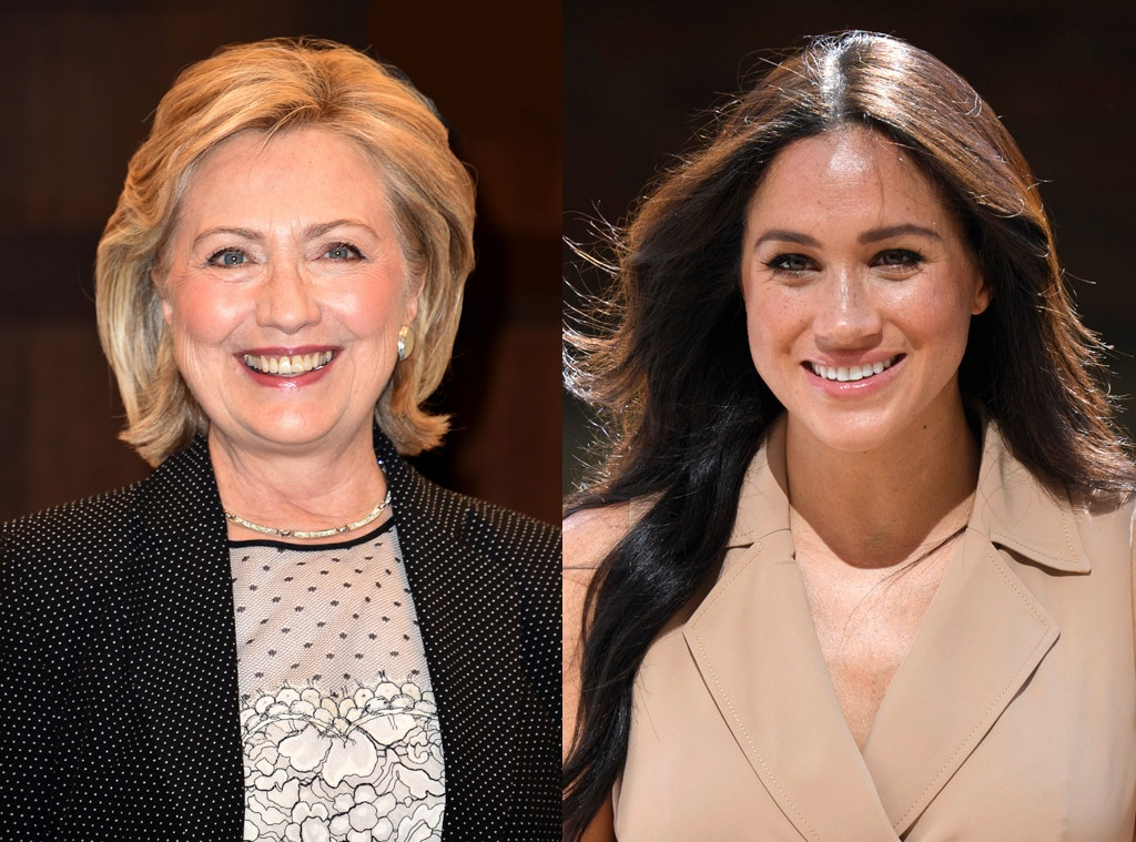 Hillary Clinton, Meghan Markle