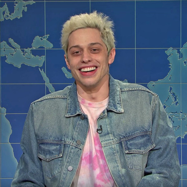 Pete Davidson Returns to SNL and Jokes About His Absence