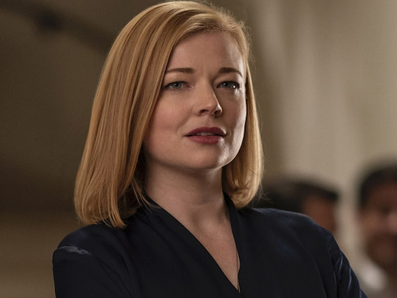 In Praise of Sarah Snook, <i>Succession</i>'s Secret Weapon