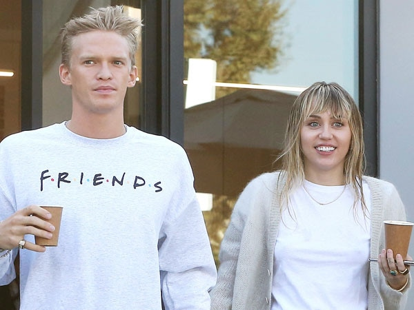 Miley Cyrus and Cody Simpson Take Romance to New Heights as They Touch Tongues in Bed