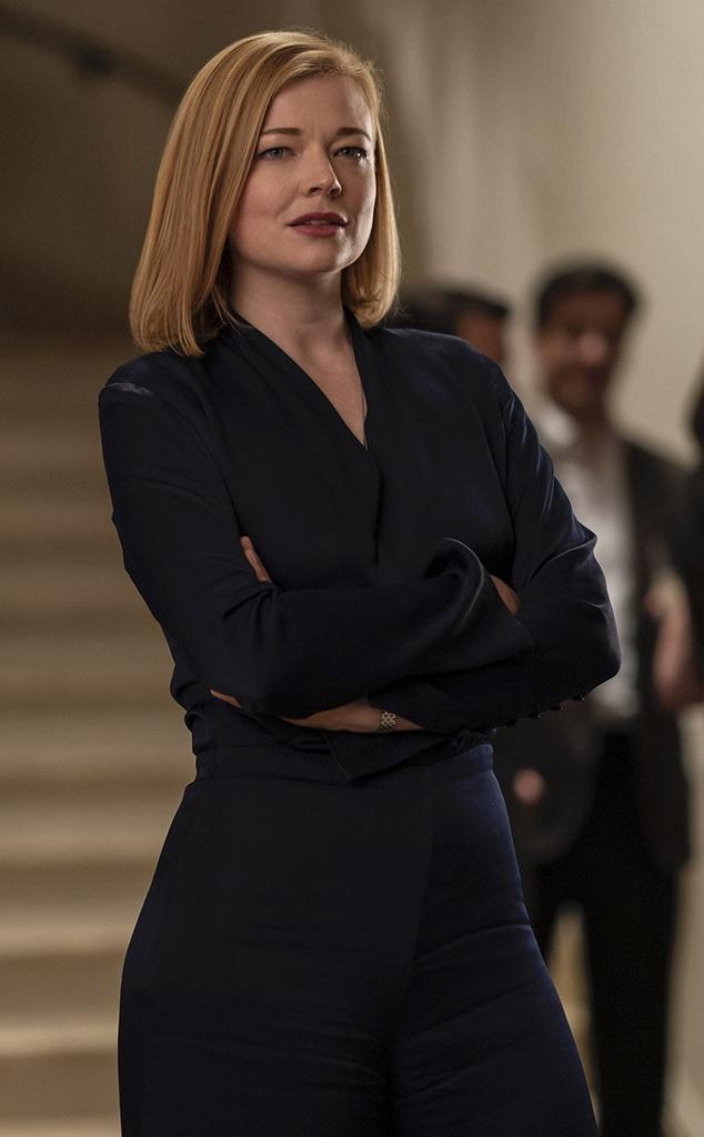 Sarah Snook, Succession