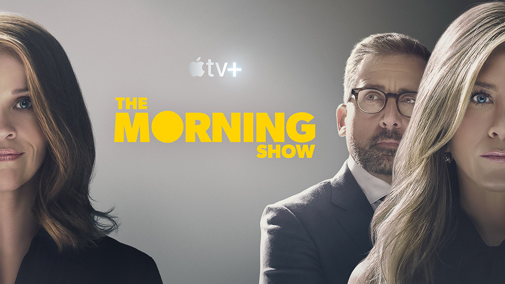 The Morning Show, Jennifer Aniston, Reese Witherspoon, Steve Carell