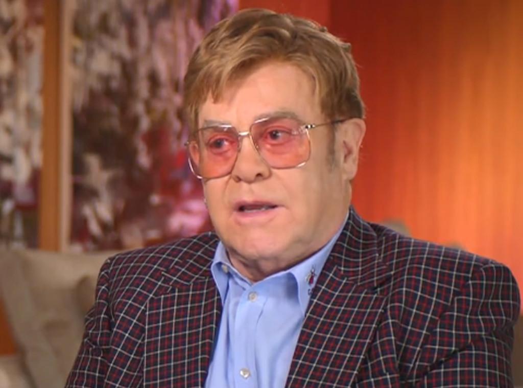 Elton John, TODAY Show, Auto-Biography