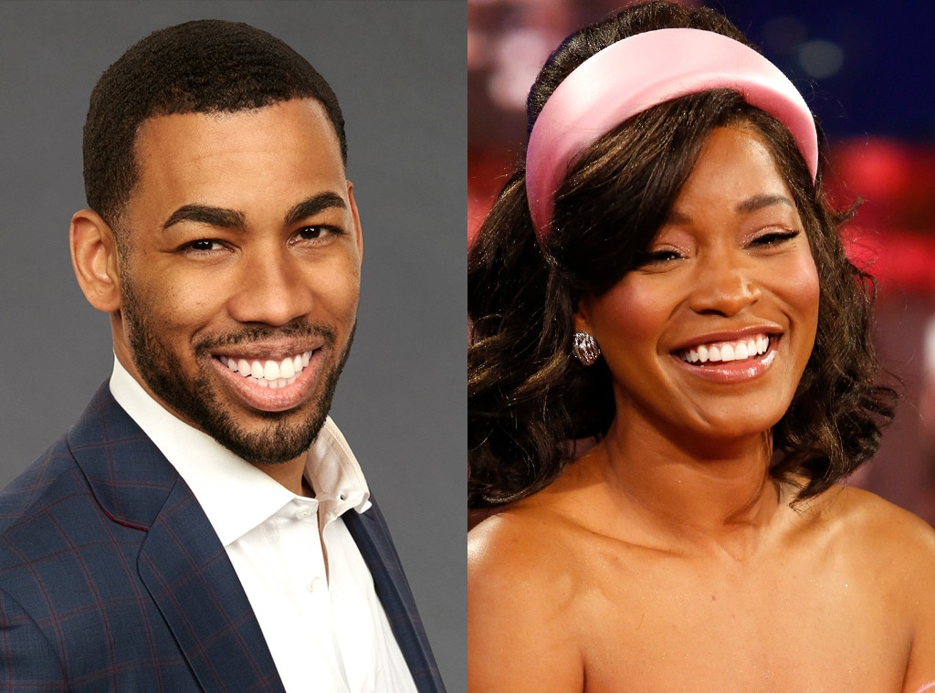 Bachelorette's Mike Johnson Asks Out Keke Palmer After Demi Lovato Date