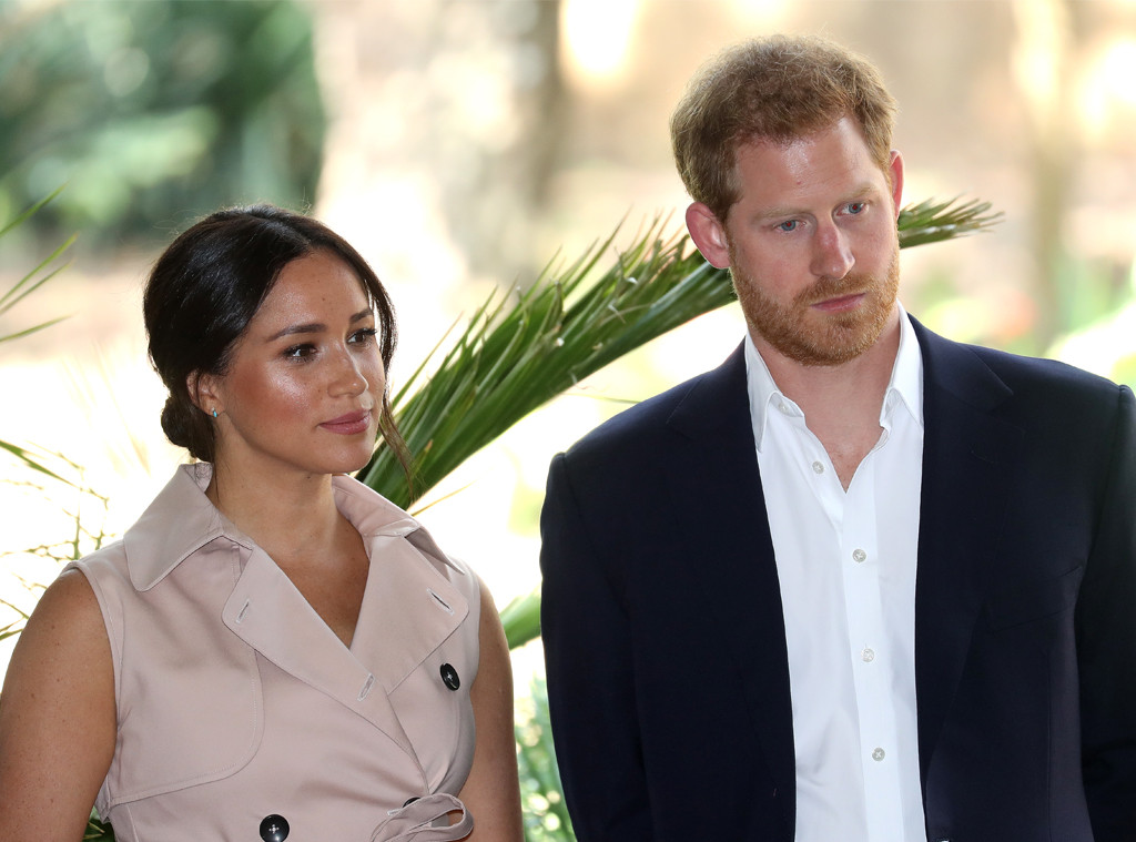 inside meghan markle and prince harry s shockingly different world e online inside meghan markle and prince harry s