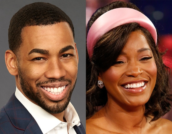 Mike Johnson Sets the Record Straight on Asking Out Keke Palmer