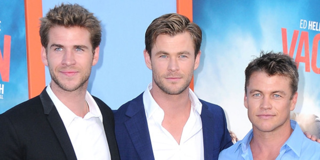 Why You Just Can't Beat the Bond Between Luke, Chris and Liam Hemsworth - E! Online.jpg