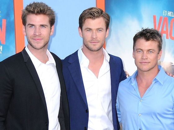 Here's How Chris Hemsworth Would Assemble Brothers Liam and Luke Into the Marvel Universe
