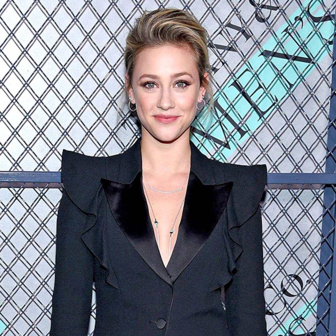 "Lili Reinhart Shares Her ""Unpopular Opinion"" About Jennifer Aniston and Brad Pitt's Reunion – E! NEWS"