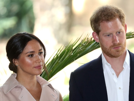 "Prince Harry and Meghan Markle Apologize for ""Hiccup"" After Instagram Typo"