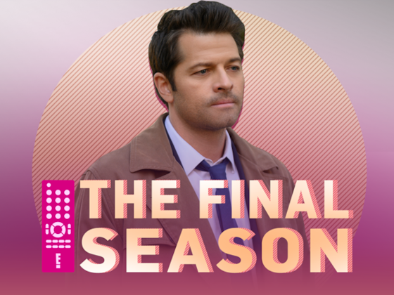 The Final Season: Misha Collins Reveals His Favorite <I>Supernatural</i> Behind-the-Scenes Memory</I>
