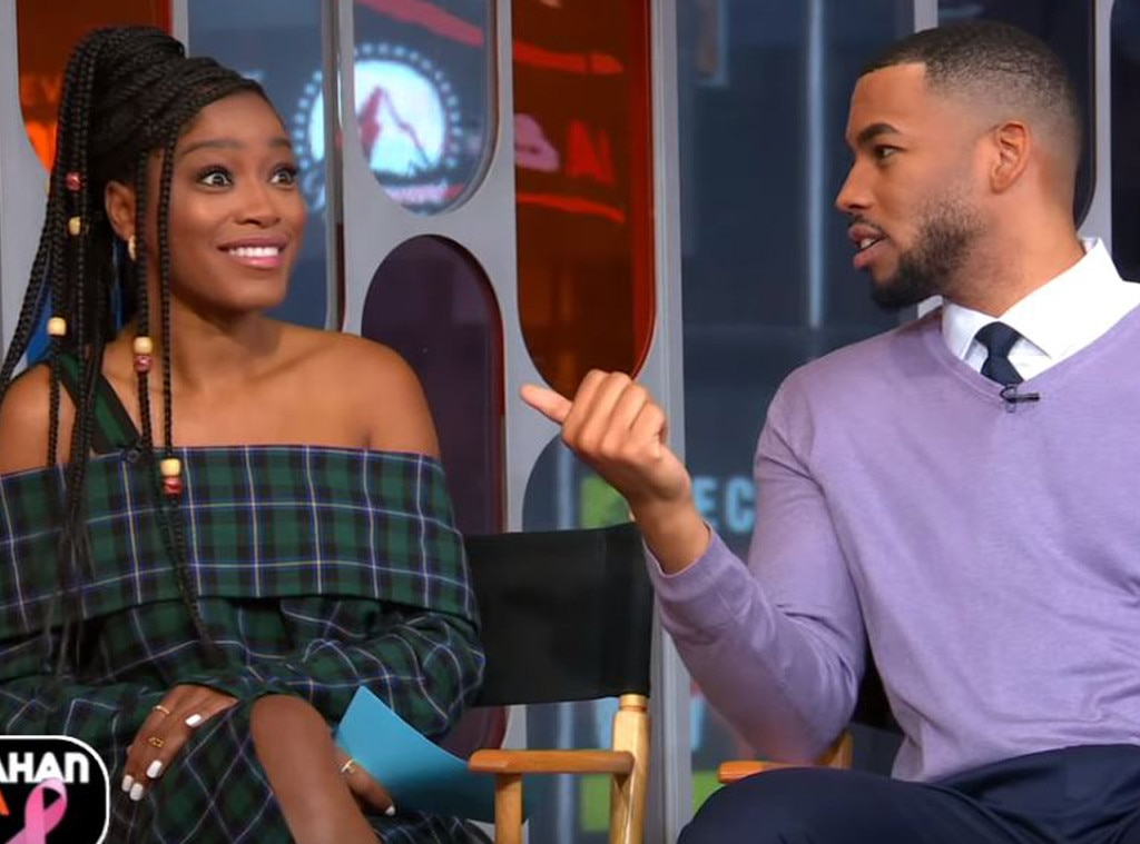 Mike Johnson Asks Out Keke Palmer After Demi Lovato Date