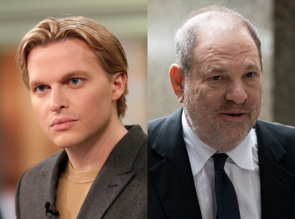 Ronan Farrow, Harvey Weinstein