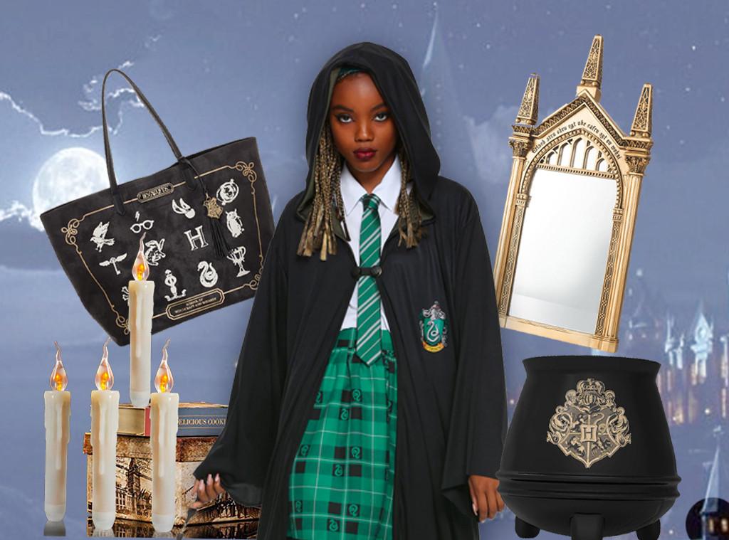 E-Comm: Harry Potter, Hogwarts Decor