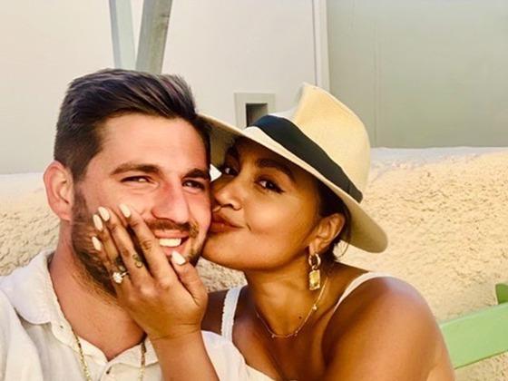 Jessica Mauboy Confirms She's Engaged to Themeli Magripilis