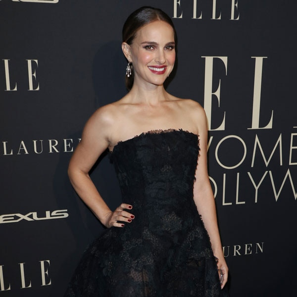 Natalie Portman, Elle Women in Hollywood