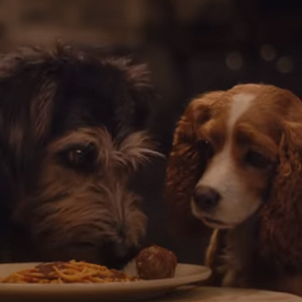 Lady and the Tramp, Trailer, 2019