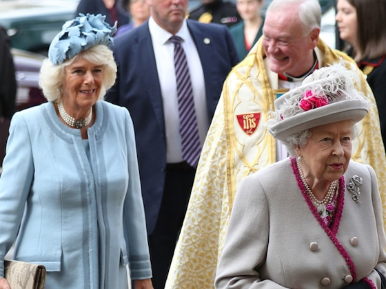 Queen Elizabeth II and Duchess Camilla Make Rare Joint Appearance