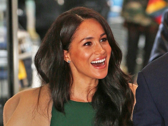 Meghan Markle Recycles Her Engagement Dress on Another Special Occasion
