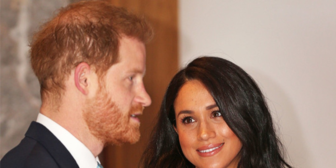 "Prince Harry Opens Up About Marriage With Meghan, ""Difficult"" Royal Life and the Queen's Gift to Archie - E! Online.jpg"