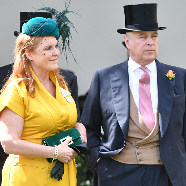 Sarah Ferguson Supports Prince Andrew Before Epstein Interview 1