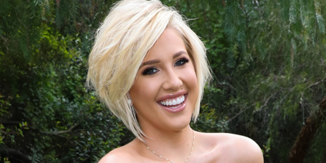 Savannah Chrisley Proudly Shows Off Her Dramatic New Haircut E Online