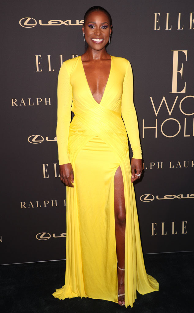 Issa Rae, Elle Women in Hollywood