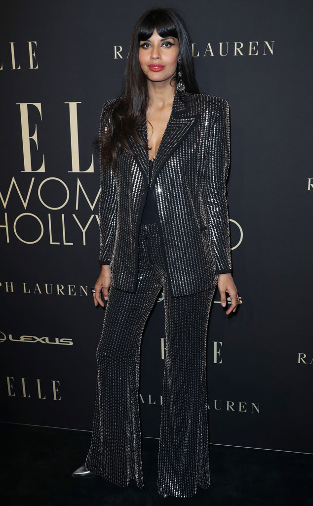 Jameela Jamil, Elle Women in Hollywood