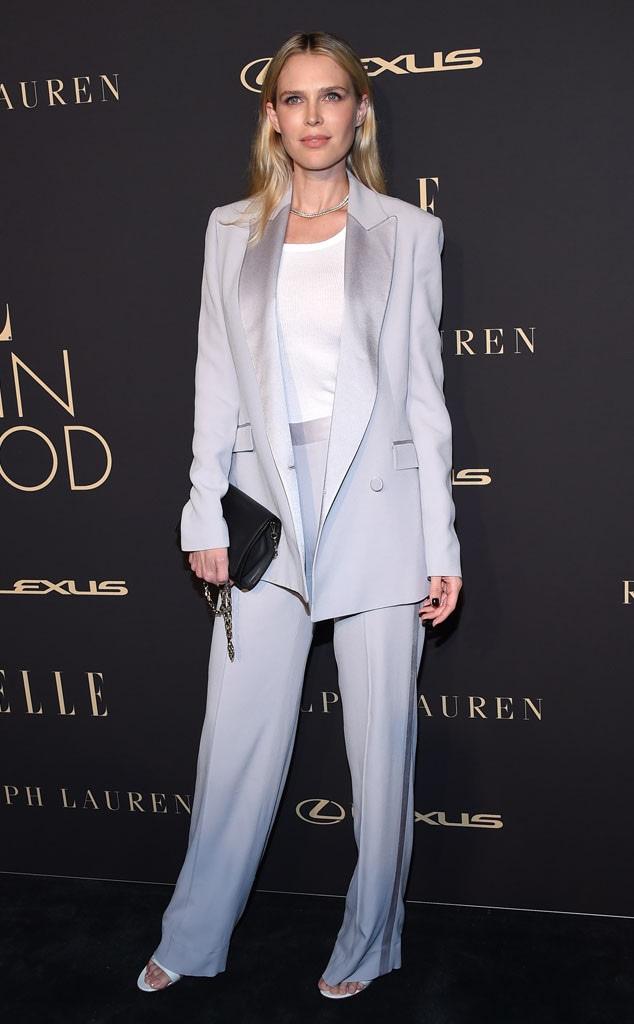 Sara Foster, Elle Women in Hollywood