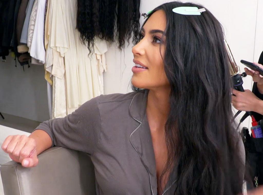 Kim Kardashian, KUWTK 1706