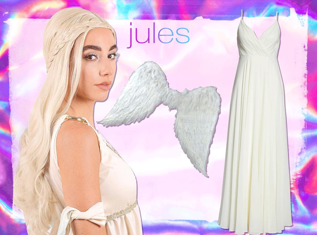 E-Comm: Euphoria Halloween Costumes, Jules
