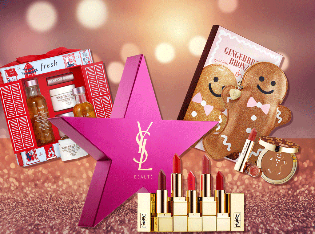 E-Comm: Holiday Beauty Sets You'll Want to Give and Get