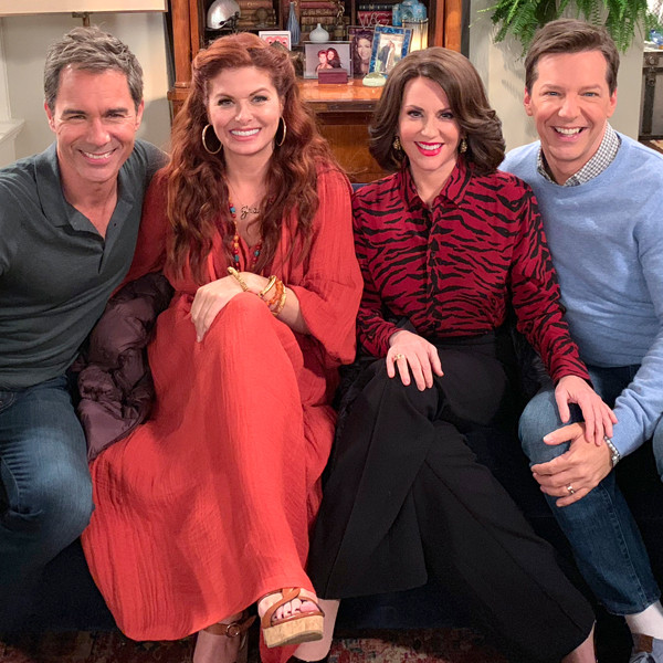 Will and Grace's Final Season Poster Will Make Your Heart Soar