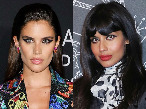 Jameela Jamil and Sara Sampaio Fiercely Spar on Twitter Over the Modeling Industry