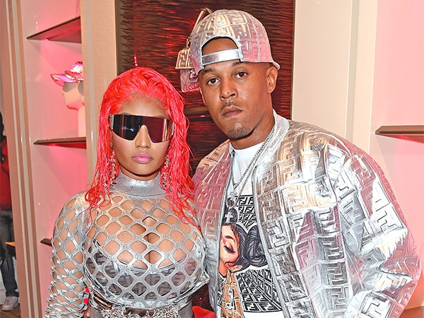 Nicki Minaj Is Married! Look Back at Her Romance With Kenneth Petty