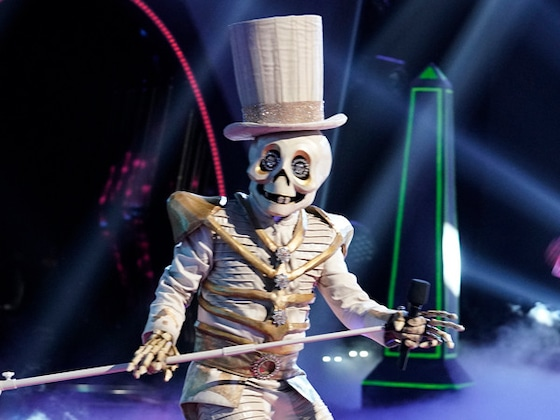 <i>The Masked Singer</i> Reveals the Skeleton—And the Judges Were Right