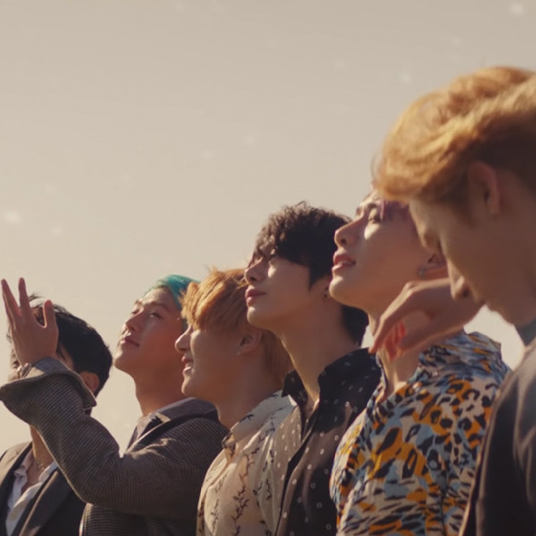 """MONSTA X Reveals Music Video For New English Single, """"Someone's Someone"""":  Watch - E! Online - AP"""