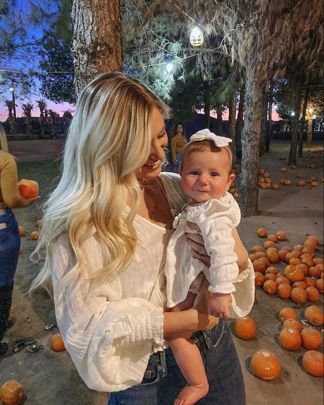 Lauren Burnham Luyendyk, Halloween 2019