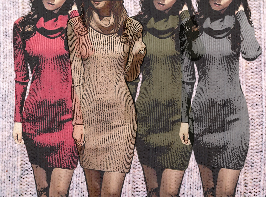E-Comm: Amazon Sweater Dress