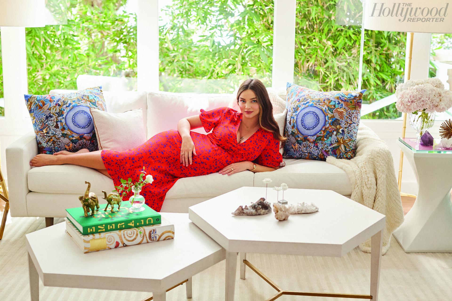 Miranda Kerr, Real Estate