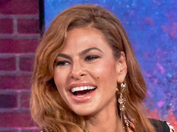 Eva Mendes Jokes She's Trying to ''Hide'' From Her and Ryan Gosling's Kids