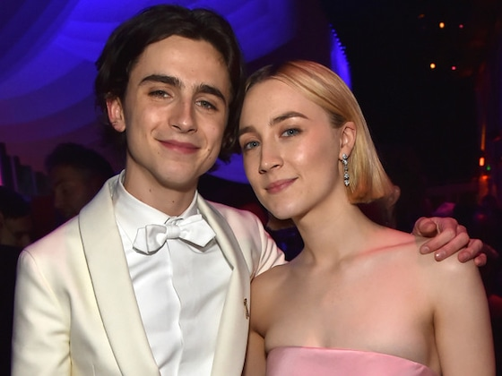 Saoirse Ronan's Reunion With Timothée Chalamet in <I>Little Women</I> Was the Perfect Payback